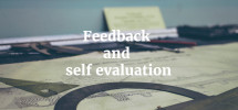feedbackselfevaluation