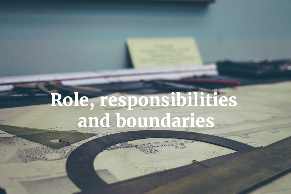 review your role responsibilities and boundaries as a teacher in terms of the teaching training cycl Following the literature review of  the terms 'mentor' and  schemes is well established in many professions, such as teaching and.