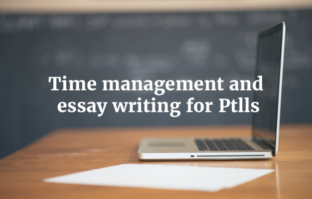 importance of time management skills essay There are many demands on a medical student's time developing effective time  management skills is very important for anybody who plans to.